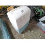 SMALL SIZED DEHUMIDIFIER.