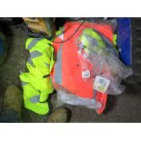 ASSORTED SAFETY WORKWEAR.