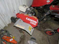 CAMON 2000 PETROL ENGINED ROTORVATOR.