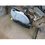 METABO 110VOLT METAL CUTTING SAW, LITTLE SIGN OF USEAGE. RETIREMENT SALE.