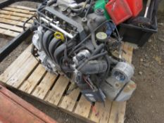 MINI PETROL ENGINE WITH ECU.
