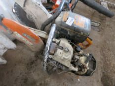 STIHL TS410 AND PARTNER PETROL SAWS FOR SPARES/REPAIR.