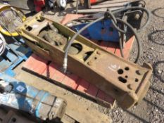 EXCAVATOR BREAKER BODY FOR 13 TONNE MACHINE APPROX.