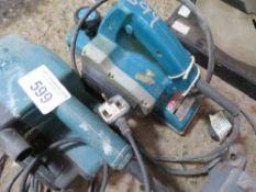 POWER PLANER AND SANDER 240V SOURCED FROM DEPOT CLEARANCE.