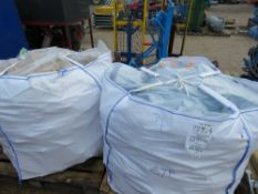 2 X BAGS OF FIREWOOD OFFCUT TIMBER.