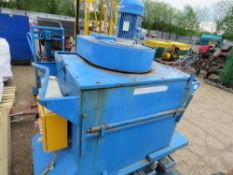 SPE 16DCCS 3 PHASE POWERED DUST EXTRACTION UNIT FOR FLOOR BLASTER UNIT.