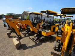 UK BUSINESS & TRADE TIMED ON-LINE SALE: Construction, Agricultural & Industrial  Machinery.  BUYERS PREMIUM 15% PLUS VAT