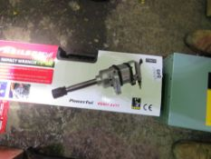 """1"""" AIR IMPACT WRENCH IN BOX."""