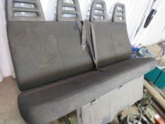 BENCH VAN SEAT FOR TRANSIT OR SIMILAR.