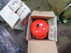 2 X 5 BAR RATED PRESSURE VESSELS. DIRECT FROM LOCAL COMPANY, SURPLUS TO REQUIREMENTS.