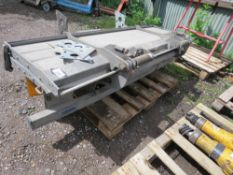 DEL UNDERSLUNG TAIL LIFT ASSEMBLY, RECENTLY REMOVED FROM 7.5TONNE LORRY.
