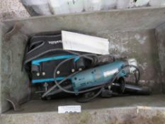 MAKITA 240V RIGHT ANGLE DRILL SOURCED FROM WORKSHOP CLOSURE.