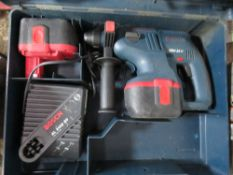 BOSCH GBH 24V BATTERY DRILL SOURCED FROM DEPOT CLEARANCE.
