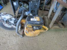 PARTNER K650 PETROL CUT OFF SAW SOURCED FROM WORKSHOP CLOSURE.