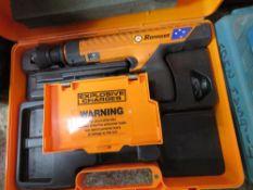 RAMSET TS75OP NAIL GUN SOURCED FROM DEPOT CLEARANCE.