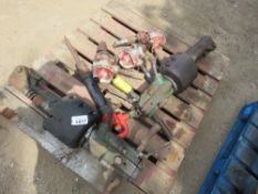 PALLET CONTAINING 6 X ASSORTED AIR TOOLS
