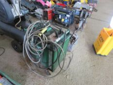OXFORD HEAVY DUTY OIL FILLED ARC WELDER SOURCED FROM WORKSHOP CLOSURE.