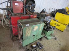 COMPACT MIG 230 WELDER SOURCED FROM WORKSHOP CLOSURE.