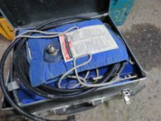 JET FREEZER PORTABLE PIPE FREEZING SET SOURCED FROM DEPOT CLEARANCE.