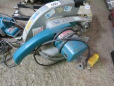MAKITA 110V CROSS CUT MITRE SAW SOURCED FROM DEPOT CLEARANCE.