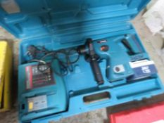 MAKITA 24V BATTERY DRILL SOURCED FROM DEPOT CLEARANCE.