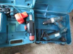 2X MAKITA BATTERY DRILLS SOURCED FROM DEPOT CLEARANCE.