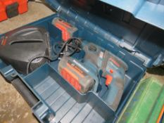 BOSCH BATTERY DRILL SOURCED FROM DEPOT CLEARANCE.
