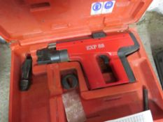 PERCUSSION NAIL GUN SOURCED FROM DEPOT CLEARANCE.