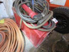 CYCLOMATIC 3 PHASE ARC WELDER. SOURCED FROM COMPANY LIQUIDATION.
