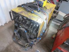 ESAB DTB375 AC/DC SQUARE WAVE WELDER. SOURCED FROM COMPANY LIQUIDATION.