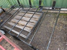 ROOF RACK BELIEVED TO BE FOR A LANDROVER.