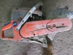 HUSQVARNA K760 PETROL SAW.