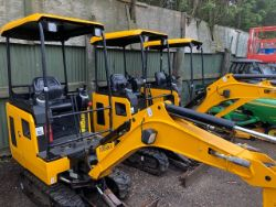 UK BUSINESS & TRADE TIMED ON-LINE SALE: Construction, Agricultural & Industrial  Machinery....... BUYER'S PREMIUM 15% PLUS VAT