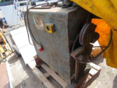 ELDAN M3 CABLE STRIPPER UNIT, 3 PHASE. WORKING WHEN REMOVED. NO VAT ON HAMMER PRICE.