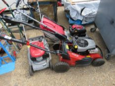 3 X PETROL LAWNMOWERS, NEED ATTENTION.