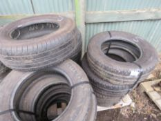 13 X MERCEDES SPRINTER TYRES, MAINLY WINTER TYPE. SIZE 235/65R16. SOURCED FROM MAJOR UK ROADS CONTRA