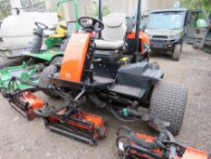 JACOBSEN 5 GANG 305 GANG MOWER, SOURCED FROM SCHOOL HAVING BOAUGHT A NEW MACHINE.