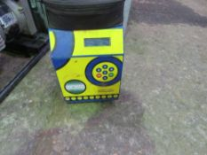 ELECTROFUSION WELDING UNIT. UNTESTED, CONDITION UNKNOWN.