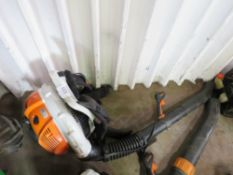 STIHL BACKPACK BLOWER. DIRECT FROM GROUNDS MAINTENANCE COMPANY AS PART OF THEIR FLEET RENEWAL PROGR