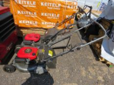 2 X HONDA ROLLER MOWERS, REQUIRE ATTENTION.