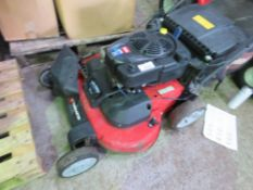 TORO TIME MASTER LARGE OUTPUT SELF PROPELLED PROFESSIONAL MOWER. 76CM CUT WIDTH WITH REAR COLLECTOR