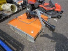 BEACO REAR TRACTOR TOPPER, YEAR 2017, 4FT WIDTH APPROX.