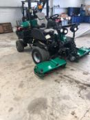 Ransomes Parkway 3 Gang Mower year 2014 with V5