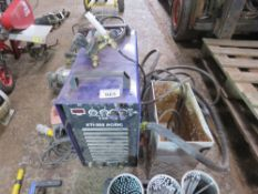 WELDING UNIT PLUS RELATED ITEMS. SOURCED FROM COMPANY LIQUIDATION.
