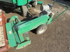 RANSOMES MULTI REEL CUTTER PROFESSIONAL MOWER.