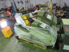 PALLET OF MIXED HEATERS.