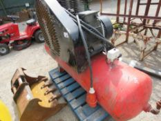 TASKMASTER E10HP-272 LARGE SIZED 3 PHASE COMPRESSOR WITH SWITCHGEAR.