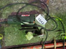 240VOLT POWERED CUTTER UNIT.UNTESTED, CONDITION UNKNOWN.