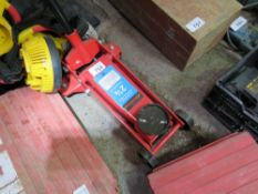 TROLLEY JACK, 2.25TONNE RATED.