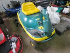 MTD YARDMAN DX70 BUG TYPE RIDE ON MOWER. WHEN TESTED WAS SEEN TO RUN, DRIVE AND MOWER TURNED. NO VAT